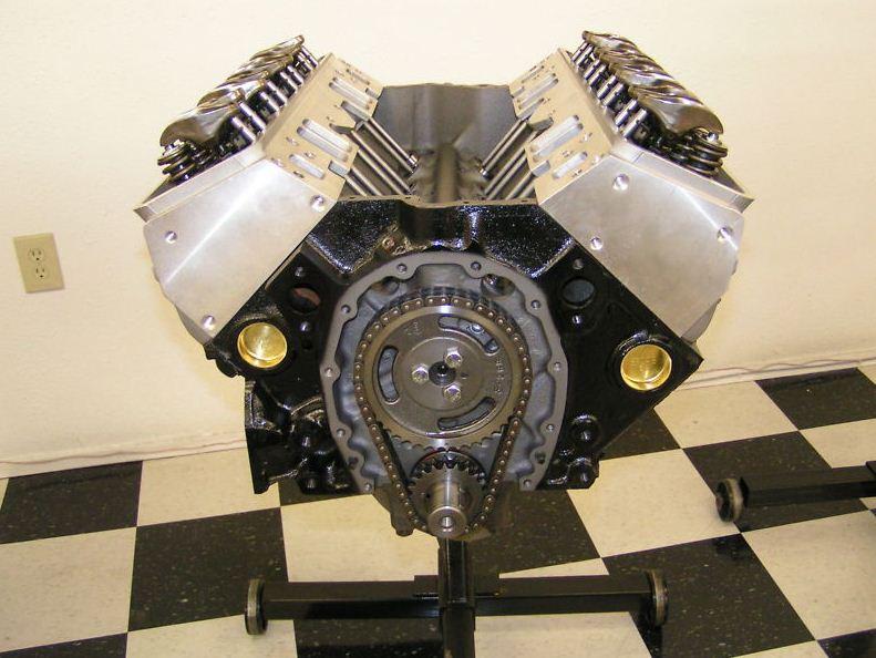 CHEVY 383 440HP STROKER ENGINE 350 305 400