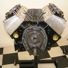 CHEVY 383 450HP STROKER ENGINE VORTEC 430FTLBS