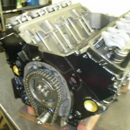 Chevy 383 370HP / 430ft-lbs Stroker Engine TBI 1987-1995