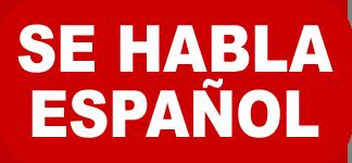 Se Habla Espanol button